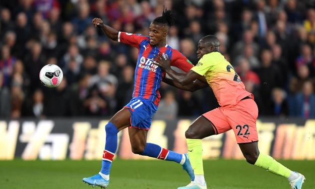 Zaha et Crystal Palace impuissants face à Manchester City