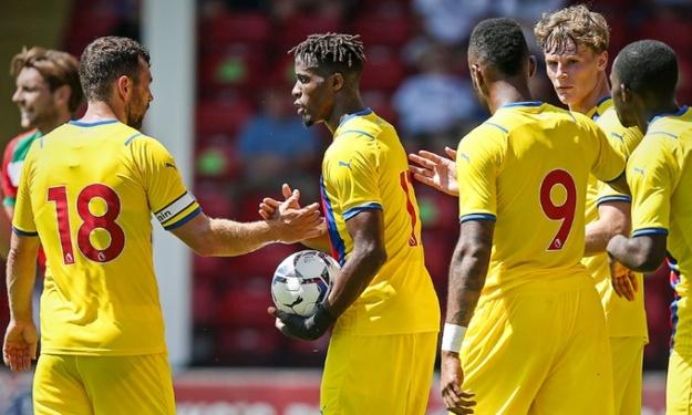 Zaha offre à Patrick Vieira sa 1ère victoire à la tête de Crystal Palace