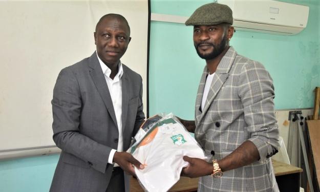 Zokora parle de son histoire avec Sory Diabaté, son candidat idéal pour la FIF